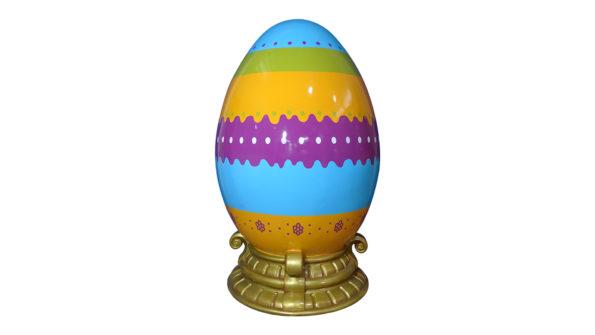 Easter egg 180cm w/base
