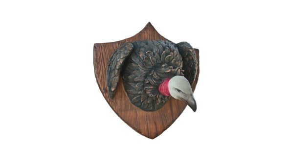 Vulture Trophy head