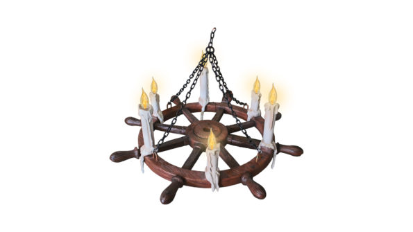 "Rudder  ""Chandelier"""