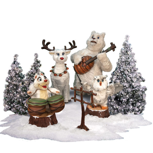 Winter Forest Band